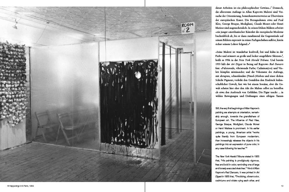 Allan Kaprow: Malerei 1946u20131957 U2013 Eine Werkschau
